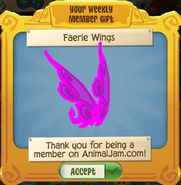 Faerie WingsMG