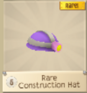 Rareconstructionhat