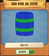BarrelT 5