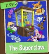 SuperClaw 0