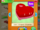 Heart-Shaped Ottoman