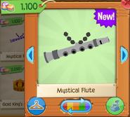 Mystical flute 1