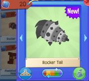 Rocker tail 5