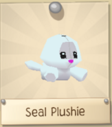 Plushieseal
