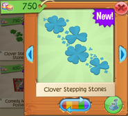 CloverStep 3