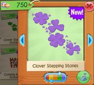 CloverStep 5