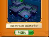 Supervillain Submarine