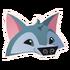 Arctic Wolf Icon