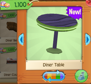 Diner table 3