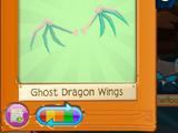 Ghost Dragon Wings