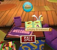 PlayWild JamMartFurnitureStand
