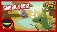 Rhino Sneak Peek! - Animal Jam-0