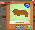 PlayWild StoneTable2