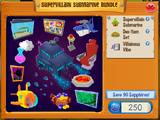 Supervillain Submarine Bundle