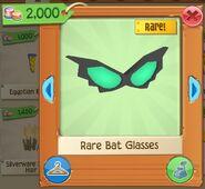 RareBatGlasses