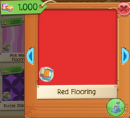 Red Flooring