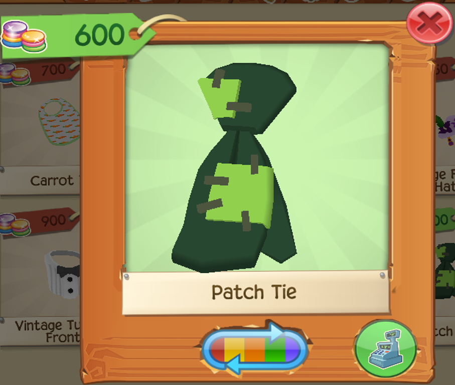 PlayWild PatchTie GreenDefault.png