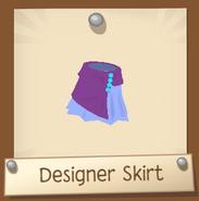 Designer skirt 6