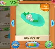 Gardening hat 5