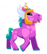 Freedom horse