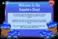SapphireShopWelcome