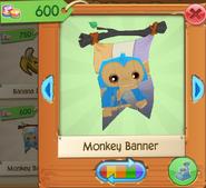 Monkey Banner4