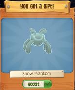 Snowphantom