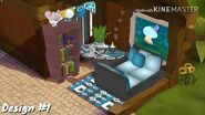 How to make a BEDROOM In Animal Jam - Play Wild! 5 Bedroom Designs-1