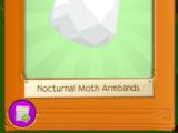 Nocturnal Moth Armbands