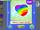 Rainbow Heart Helmet