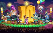 10th+AJ+Birthday+Background
