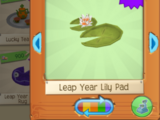 Leap Year Lily Pad