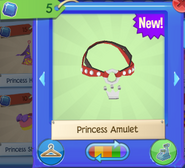 Princess amulet 1