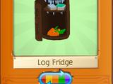 Log Fridge