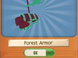 Forest Armor/Rare