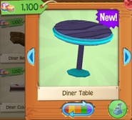 Diner table 2