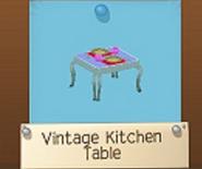 VintageKitchenTableAJPW
