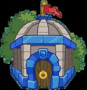 Sapphire shop icon