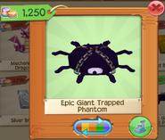 PlayWild EpicGiantTrappedPhantom Gray5