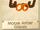 Moose Antler Glasses