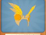 Mech Angel Helmet