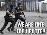 Upotte!! Scanlation Activity