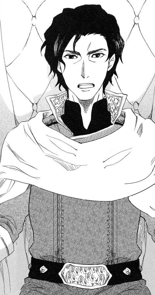 King Shenazard