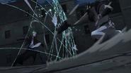 Sten attacking Lubbock