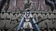 Esdeath and her army