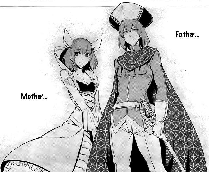 Padres del Emperador