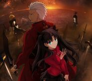 Fate-Stay-Night-Unlimited-Blade-Works-Rin-Tohsaka-Archer-x-PIC-WSW2086441
