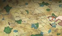 Mapa de la capital
