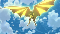 Incursio's Evolved Form in Anime