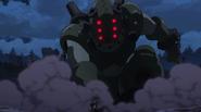 Armored Danger Beast